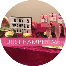 Just Pamper Me