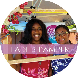 Ladies Pamper